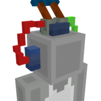 Lever Head on the Minecraft Marketplace by Glowfischdesigns
