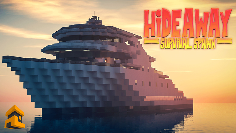 Hideaway on the Minecraft Marketplace by Project Moonboot