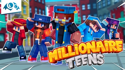 Millionaire Teens on the Minecraft Marketplace by Monster Egg Studios