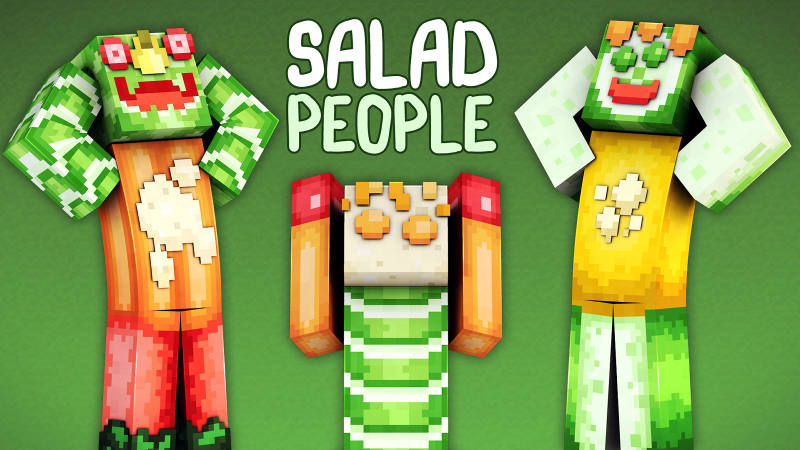 Salad People on the Minecraft Marketplace by 57Digital