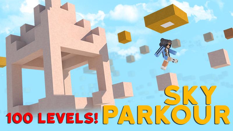 Sky Parkour on the Minecraft Marketplace by 4KS Studios