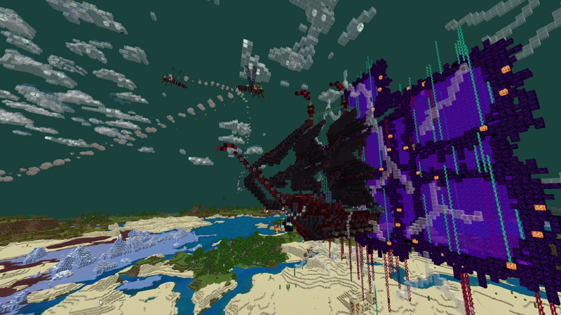 Nether Invasion by Dragnoz