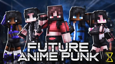 Future Anime Punk on the Minecraft Marketplace by Hourglass Studios