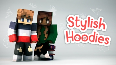Stylish Hoodies on the Minecraft Marketplace by Impulse