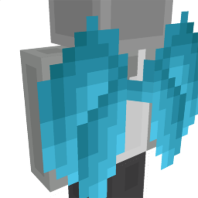 Blue Wings on the Minecraft Marketplace by Hourglass Studios