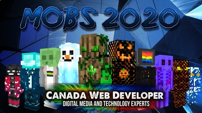 MOBS 2020 on the Minecraft Marketplace by CanadaWebDeveloper