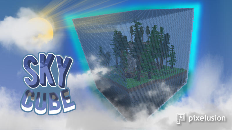 Skycube on the Minecraft Marketplace by Pixelusion