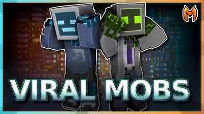 Viral Mobs FW on the Minecraft Marketplace by Metallurgy Blockworks