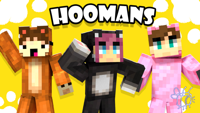 Hoomans on the Minecraft Marketplace by Blu Shutter Bug