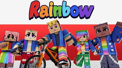 Rainbow on the Minecraft Marketplace by Dig Down Studios