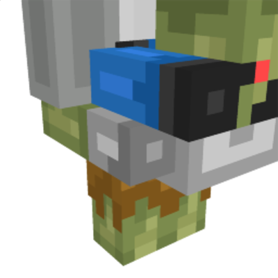 Zombie Piggyback on the Minecraft Marketplace by 57Digital