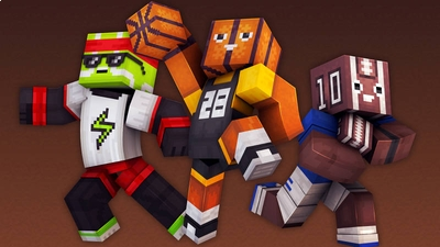 Mascots on the Minecraft Marketplace by 57Digital