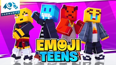 Emoji Teens on the Minecraft Marketplace by Monster Egg Studios