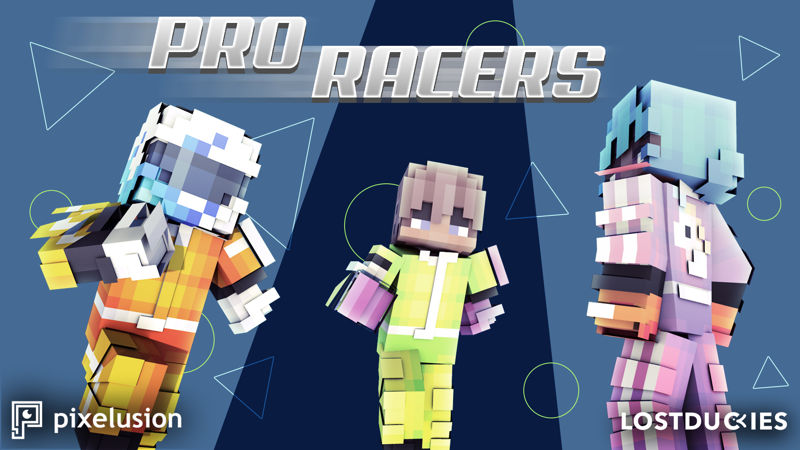 Pro Racers on the Minecraft Marketplace by Pixelusion