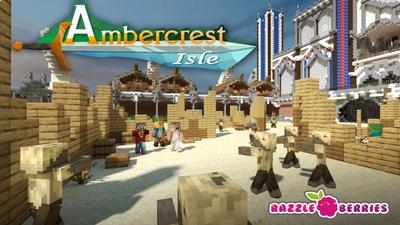 Ambercrest Isle on the Minecraft Marketplace by Razzleberries