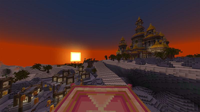 Arabian Castle by Odyssey Builds