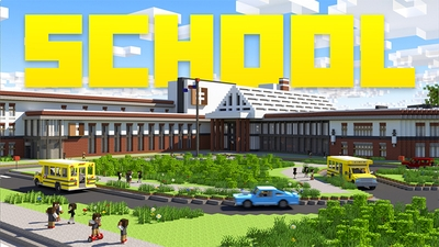School  Roleplay on the Minecraft Marketplace by Aurrora