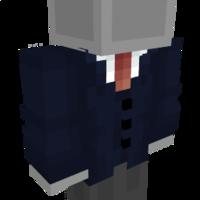 Classy School Uniform on the Minecraft Marketplace by Dodo Studios