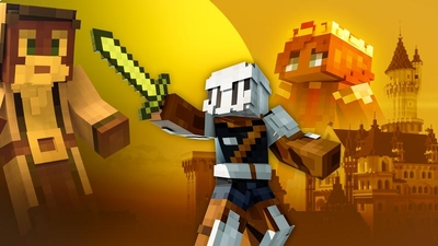 The Kingdom Knights  Nobles on the Minecraft Marketplace by Cubed Creations
