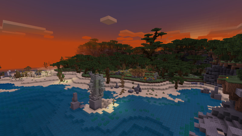 Pirate Treasure by MrAniman2