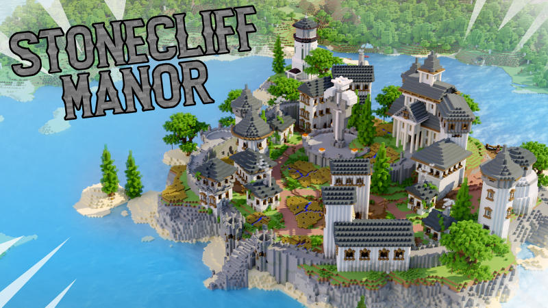 Stonecliff Manor on the Minecraft Marketplace by BLOCKLAB Studios