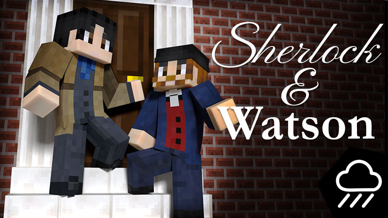 Sherlock  Watson on the Minecraft Marketplace by Rainstorm Studios