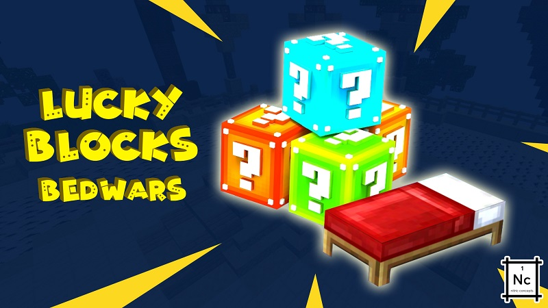 Lucky Blocks Bed Wars