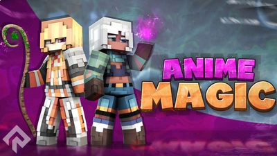 Anime Magic on the Minecraft Marketplace by RareLoot