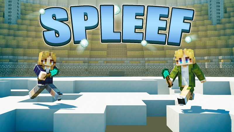 Spleef on the Minecraft Marketplace by BBB Studios