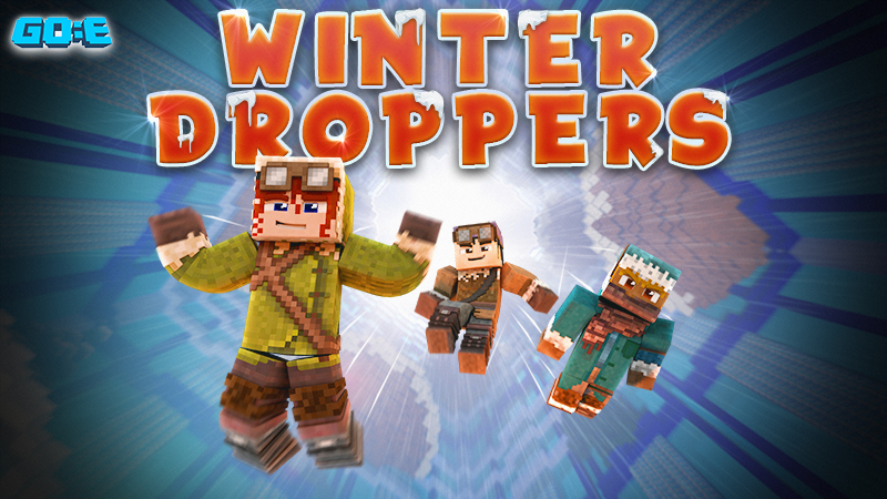 Winter Droppers on the Minecraft Marketplace by GoE-Craft