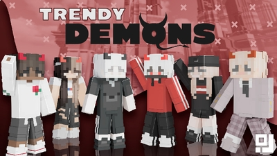 Trendy Demons on the Minecraft Marketplace by inPixel