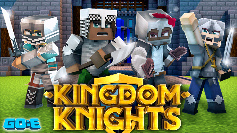 Kingdom Knights on the Minecraft Marketplace by GoE-Craft