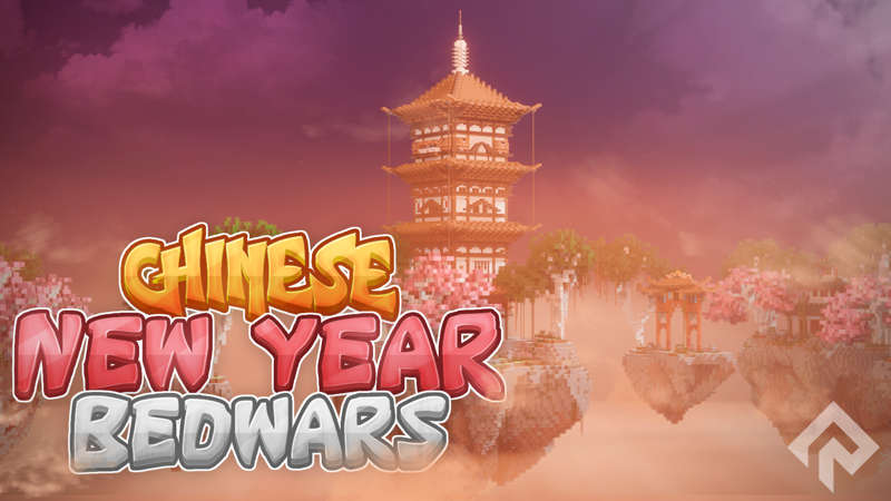 Chinese New Year Bedwars on the Minecraft Marketplace by RareLoot