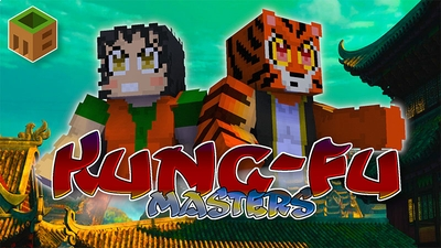 Kung Fu Masters on the Minecraft Marketplace by MobBlocks