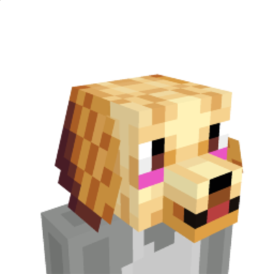 Anime Dog Head on the Minecraft Marketplace by Mazario Studios