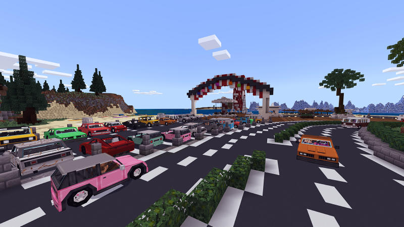 Cars Cars Cars - Screenshot