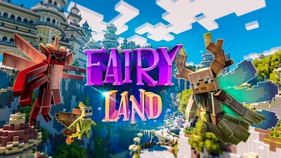 Fairy Land on the Minecraft Marketplace by Nitric Concepts