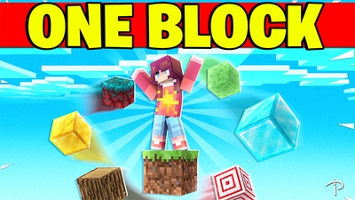 ONE BLOCK on the Minecraft Marketplace by Pickaxe Studios