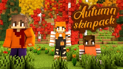 Autumn Skin Pack on the Minecraft Marketplace by Impulse