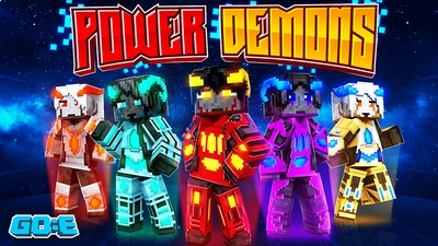 Power Demons on the Minecraft Marketplace by GoE-Craft