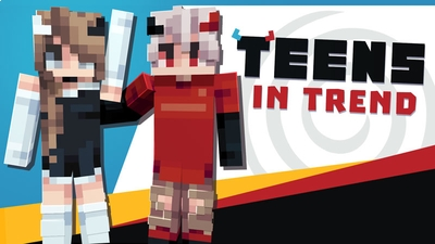 Teens in Trend on the Minecraft Marketplace by Ninja Squirrel Gaming