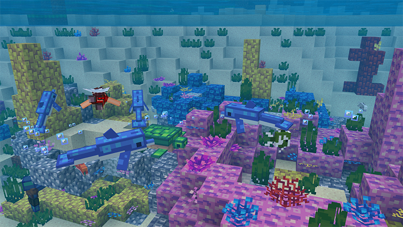 Squishy Pixels Texture Pack by Cyclone