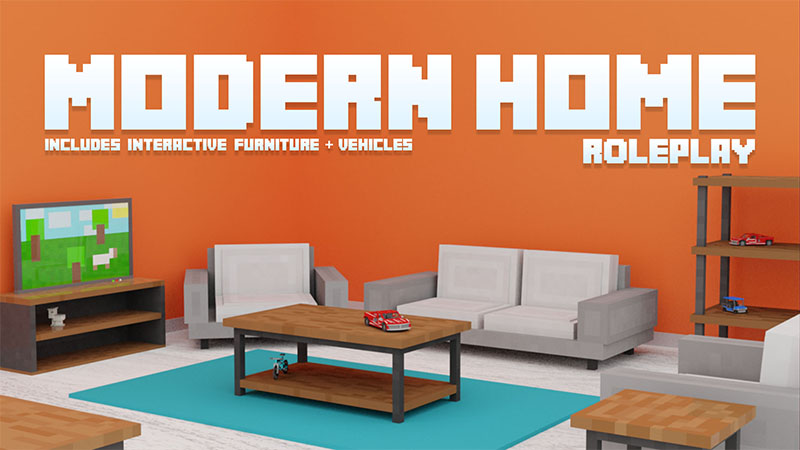 Modern Home - Roleplay
