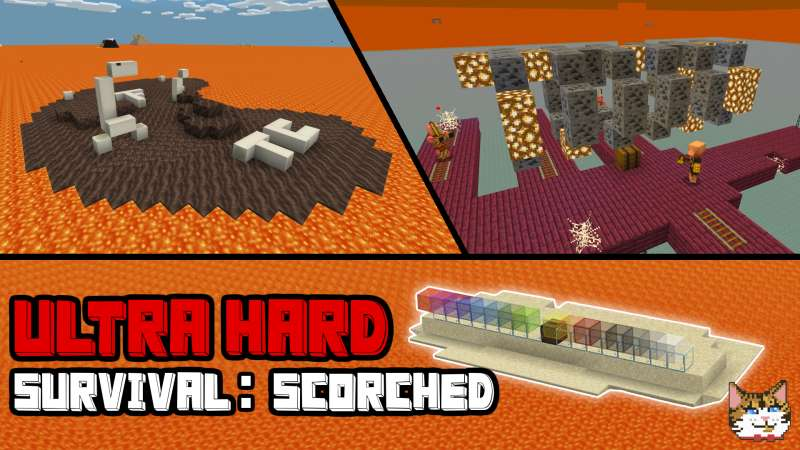 Ultra Hard Survival: Scorched