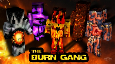 The Burn Gang on the Minecraft Marketplace by Dragnoz
