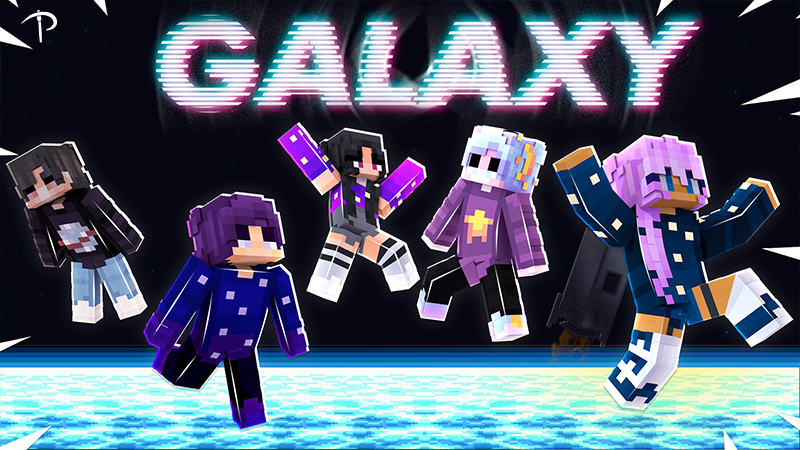 GALAXY on the Minecraft Marketplace by Pickaxe Studios