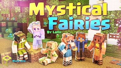 Mystical Fairies on the Minecraft Marketplace by Black Arts Studio