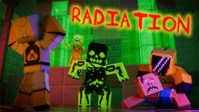 Radiation on the Minecraft Marketplace by Dig Down Studios