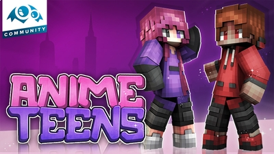 Anime Teens on the Minecraft Marketplace by Monster Egg Studios