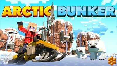 Arctic Bunker on the Minecraft Marketplace by Vertexcubed
